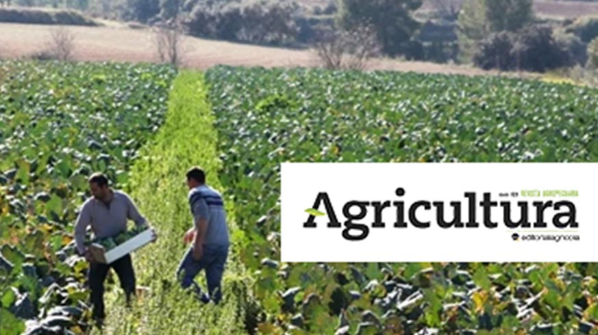 Revista Agricultura noticia