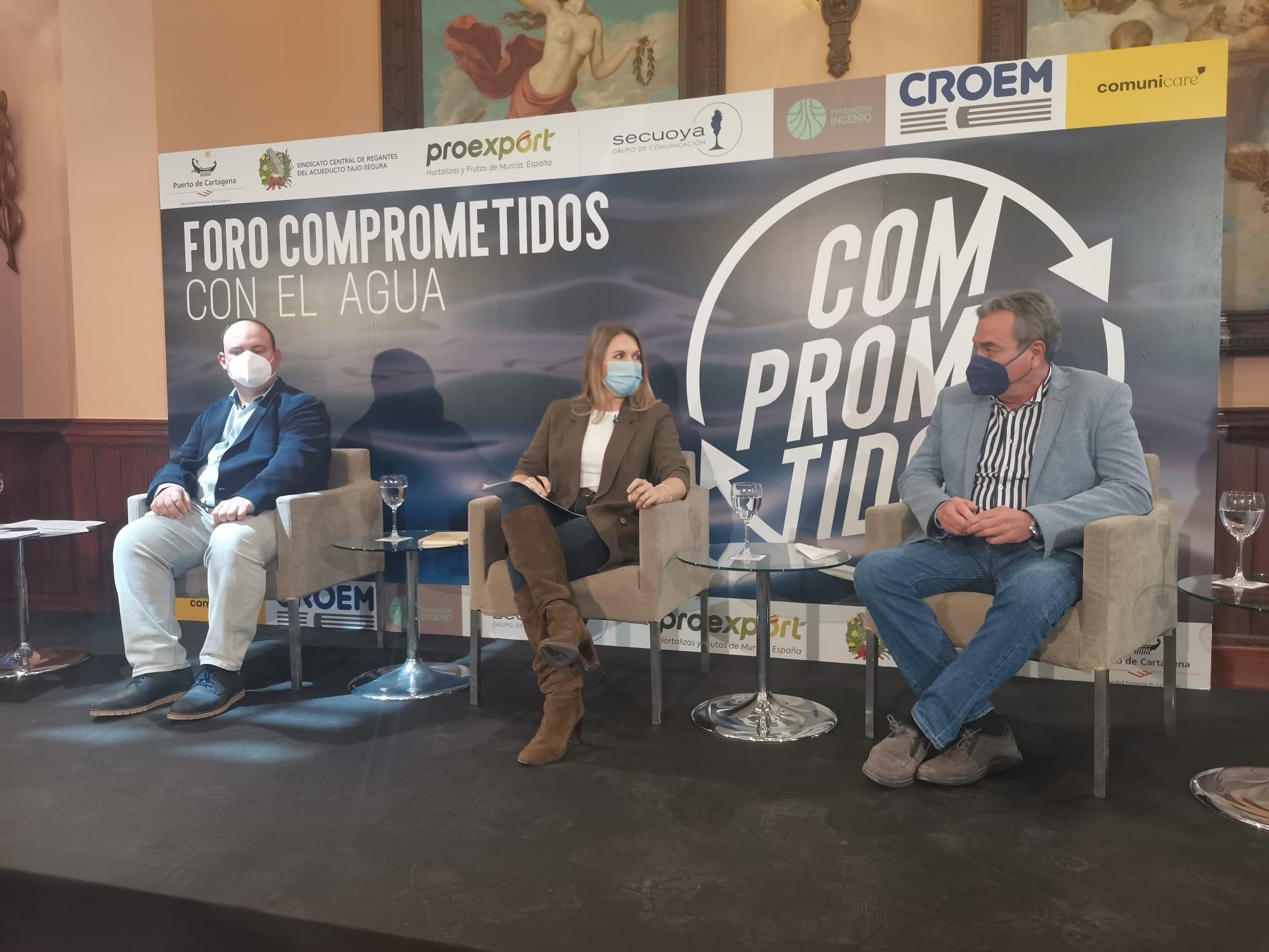 La Fundación Ingenio participa en el V Foro Comprometidos con el agua