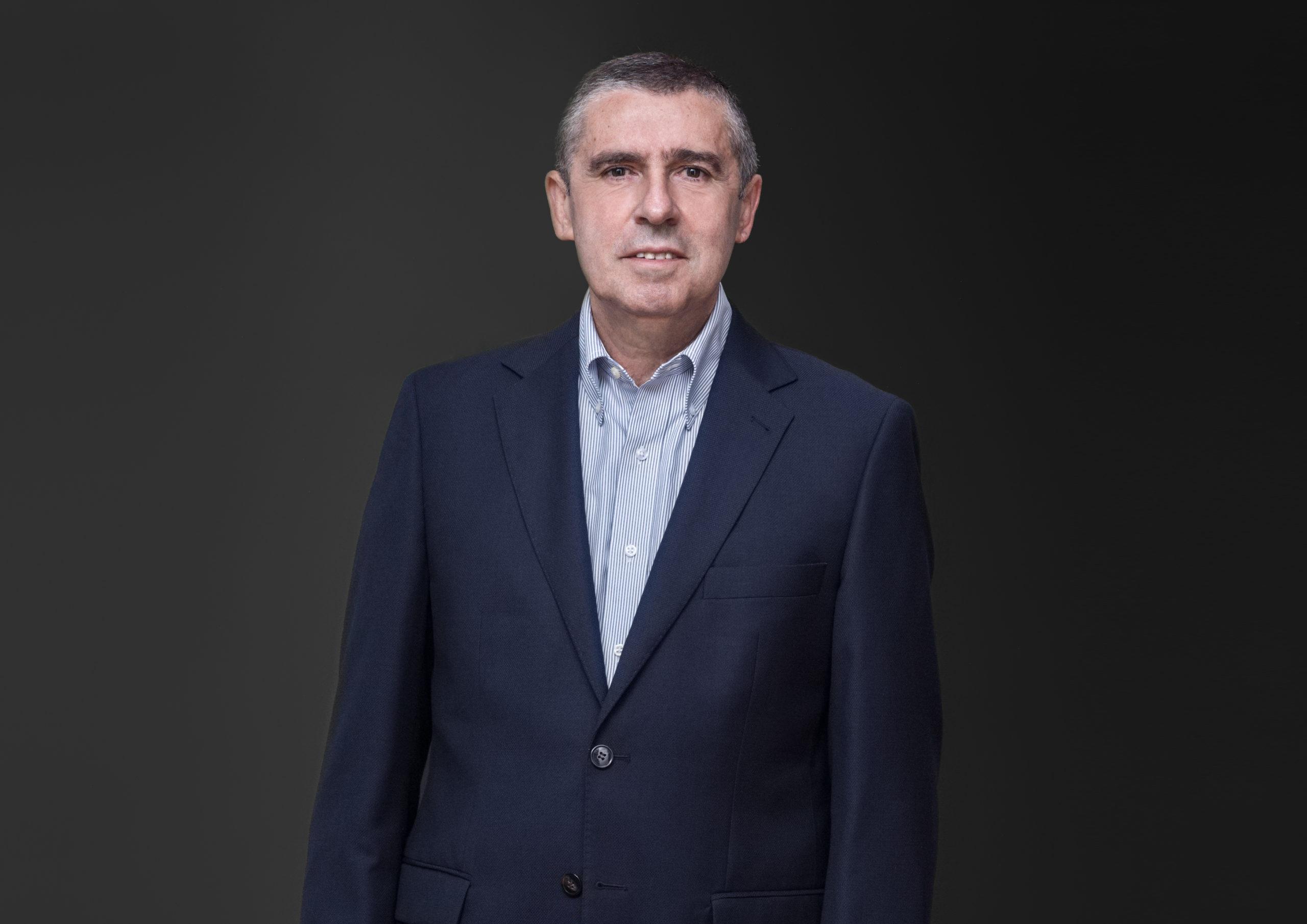 Adolfo García, presidente de la Fundación Ingenio explica la denuncia presentada en Bruselas por los agricultores del Campo de Cartagena